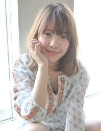 扱いやすい鎖骨下ミディアムtk46 ヘアカタログ髪型ヘア