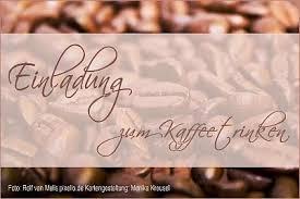 Einladung Zum Kaffeetrinken Geburtstag Einladung Zum 30