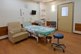 Labor And Delivery Department  Poriya Medical Center  5000 Sf Birth Room Design