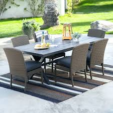 dana point outdoor patio furniture brown wicker chairs