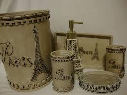 paris bath set beautiful themed bathroom accessories ideas about bathroom decor on paris bath rug set