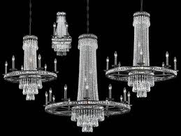 Transitional Crystal Chandeliers