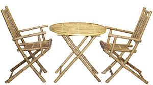 pc outdoor dining round table set