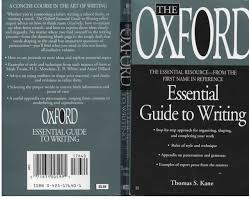 the oxford essential guide to writing english essay books for css  the oxford essential guide to writing english essay books for css