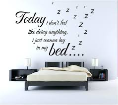 decal art for walls bedroom wall stickers decorate the bedroom wall brown classic bedroom decoration with
