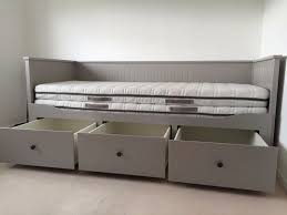 daybed ikea. Plain Daybed Attractive Day Beds Ikea In Hemnes Daybed IKEA HEMNES DAY BED Perfect  Condition As NEW Plan 16 I