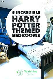 harry potter bedroom accessories room decor ideas themed acces