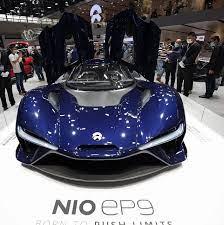 EV Stocks NIO, XPeng, and Li Auto ...