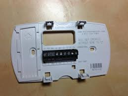 replacing old honeywell chronotherm to honeywell wi fi thermostat Wifi Thermostat Wiring Wifi Thermostat Wiring #42 wifi thermostat wiring directions