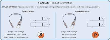 audio cables y cables cable up® cables y cables