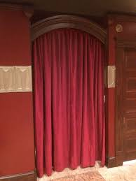 saaria burdy 01 velvet marque decorative curtains stage events school church stage churches and hall