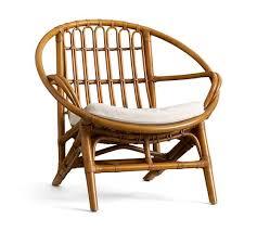 Luling Rattan Chair Pottery Barn Rattan Chair73