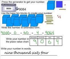 Smart Board Interactive Hundreds Chart Interactive Hundreds
