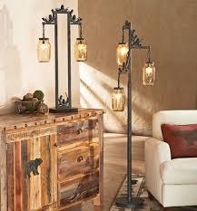 rustic lodge floor lamps rustic lamps u0026 cabin lighting black forest décor vsflqqs