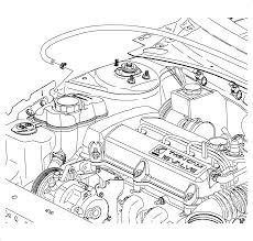 Array repair instructions engine coolant air bleed hose replacement rh repairprocedures