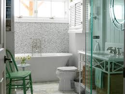 Marble Flooring Bathroom Cottage Bathrooms Hgtv
