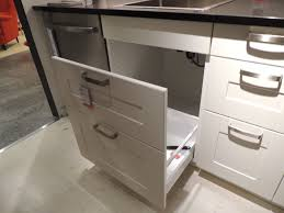 Kitchen Bin How Ikea Trash Bin Cabinets Affect Your Kitchen Design