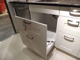 ikea trash bin cabinet option 2