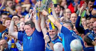 Backroom Team Member Collective Power Gets Tipp Over The Line Says Liam Sheedy