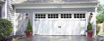 can i paint or stain my garage door garage door curb appeal