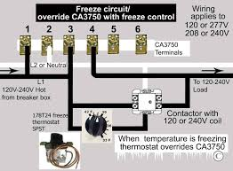 how to wire ca3750 z wave contactor zwave basics Wire Diagram 480v Contactor 120v Controls for 120volt, purchase contactor with 120v coil see 120v wiring Magnetic Contactor