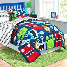 monster bedding jam twin fox energy truck bed set sesame street full cookie