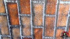 brick walls. Grimsley Vlogs #35 Brick Walls Out Of Styrofoam