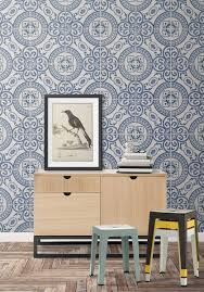 faux kitchen tile wallpaper. heritage tiles wallpaper design by milton \u0026 king faux kitchen tile