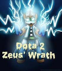 dota 2 zeus the thundergod s wrath youtube