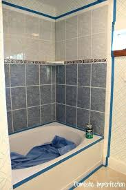 paint for bathtub paint for bathtub how to refinish outdated tile yes i painted paint for bathtub
