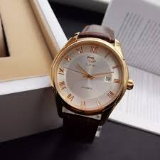 aliexpress com buy oleyki 2017 latest automatic mechanical men aliexpress com buy oleyki 2017 latest automatic mechanical men watches formal style men s watch imported leather rose gold shell white flour from reliable