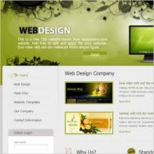 Free Website Design Templates Cool Web Design Free Website Templates In Css Js Format For Free