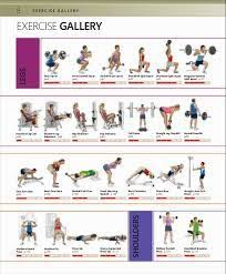 Image Result For Iron Gym Pull Up Bar Workout Chart Bar