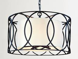 drum pendant lighting fixtures. Cage Drum Pendant Light Lighting Fixtures