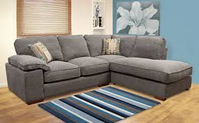 buoyant langden grey fabric corner sofas at furniture choice