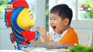 Quảng cáo cho bé 2021 mới nhất - Nhạc thiếu nhi cho bé ăn ngon miệng -  YouTube