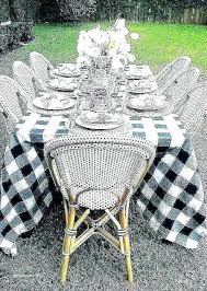square fitted tablecloths outdoor tablecloth patio round with umbrella hole elastic tabl
