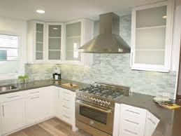 Glass Kitchen Backsplash Kitchen Glass Tiles Nz Ireland India For Backsplash Sydney Xinkezz