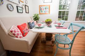 Banquette Bench Kitchen Dining Set Dining Banquette Seating For Minimizes Of Space