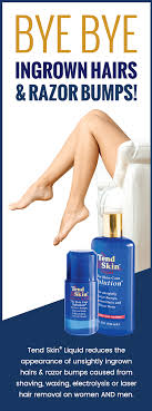tend skin solution ingrown hair razor
