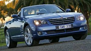 2006 chrysler crossfire srt6. 2005 chrysler crossfire roadster 2006 srt6