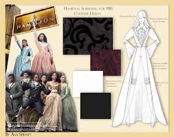 Costume Design Hamilton Costume Design Hamilton Screening For Pbs On Student Show