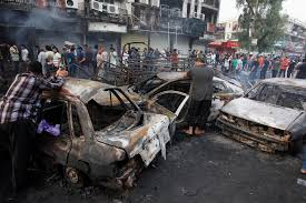 at least 125 dead and 150 injured after isis car blast at shopping Gal Gun Xbox 360 Isis De Fuse Xbox 360 isis claimed responsibility for the attack, saying it was targeting shiite muslims