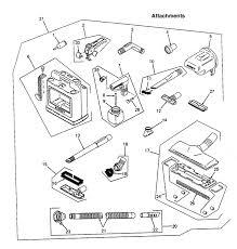 kirby generation vi g6 vacuum repair parts tools partswarehouse p620a