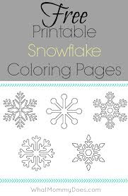 Our christmas coloring sheets are a brilliant free resource for teachers and parents to use in class or at home. Snowflake Printables Quotes Quotesgram
