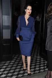 Dita Von Teese Craig's February 12, 2020 – Star Style