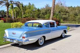 All American Classic Cars: 1958 Chevrolet Biscayne 2-Door Sedan