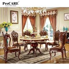 dining table and chairs sets 6 imported wooden round marble set design chair uk
