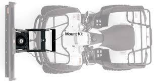 atv plow and atv plow accessories durable warn atv plows standard plow blade