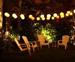 outside lighting ideas for parties. 24. Fun And Simple Hanging Chinese Lanterns Outside Lighting Ideas For Parties O